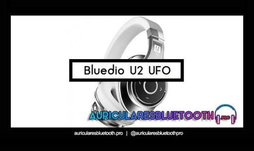 opinión y análisis auriculares bluedio u2 ufo