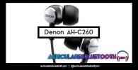 compra auriculares denon ah c260