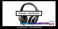 compra auriculares denon ah d340