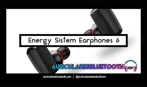 opinión y análisis auriculares energy sistem earphones 6