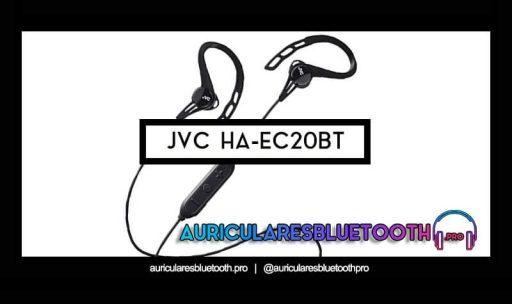 opinión y análisis auriculares jvc ha-ec20bt