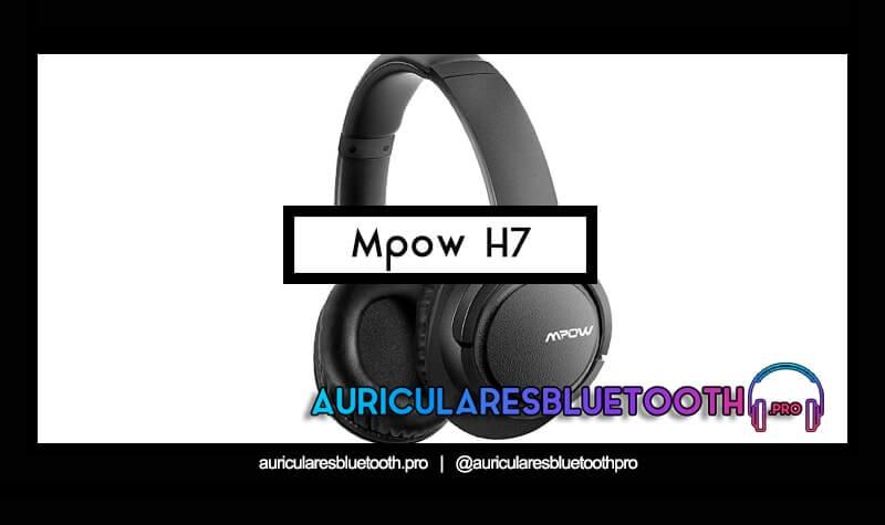 compra auriculares mpow h7
