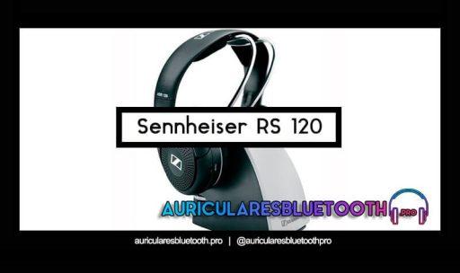 opinión y análisis auriculares sennheiser rs 120