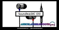 compra auriculares soundmagic e10