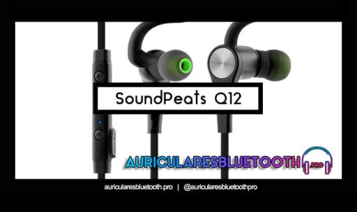 opinión y análisis auriculares soundpeats q12