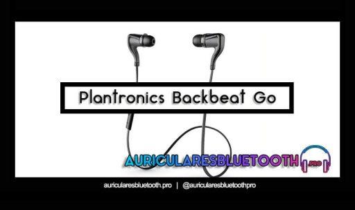 opinión y análisis auriculares Plantronics Backbeat Go