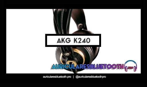 opinión y análisis auriculares akg K240