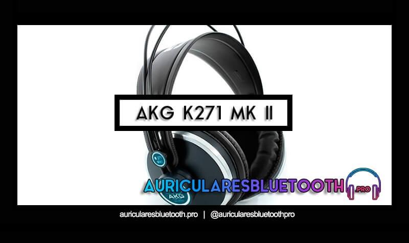 comprar auriculares akg K271 MK II