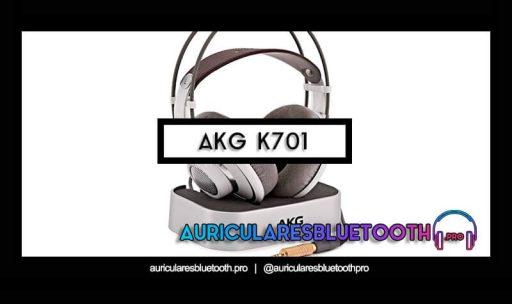 opinión y análisis auriculares akg K701