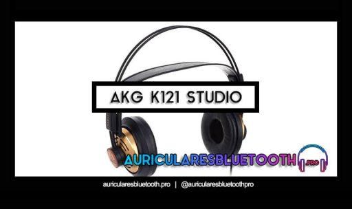 opinión y análisis auriculares akg k121 STUDIO