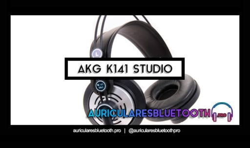 comprar auriculares akg k141 STUDIO