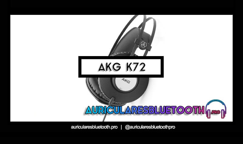 comprar auriculares akg k72