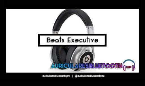 opinión y análisis auriculares beats executive