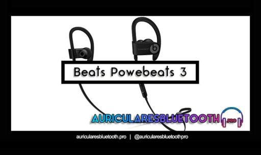 comprar auriculares beats powerbeats 3