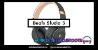 opinión y análisis auriculares beats studio 3