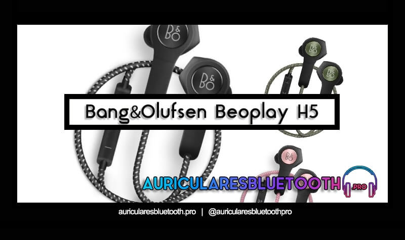 comprar auriculares beoplay h5