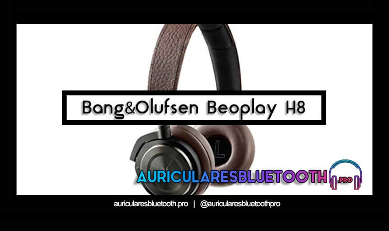 comprar auriculares beoplay h8