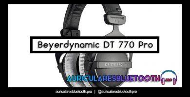 comprar auriculares beyerdynamic dt 770 pro