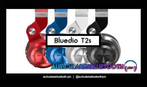 opinión y análisis auriculares bluedio T2s