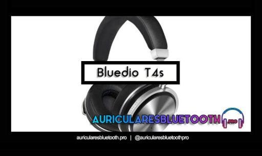 opinión y análisis auriculares bluedio t4s