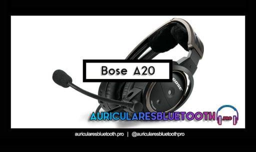 opinión y análisis auriculares bose a20