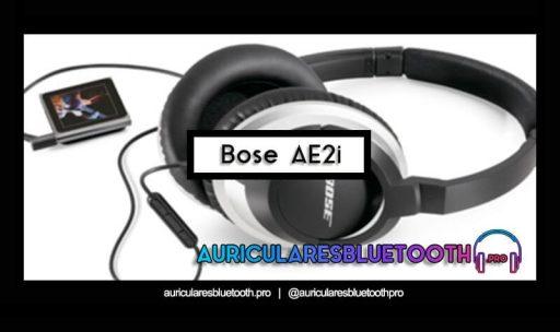 opinión y análisis auriculares bose ae2i