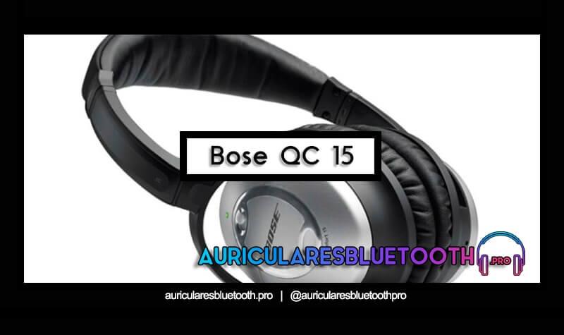 comprar auriculares bose quietcomfort 15
