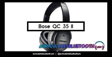 comprar auriculares bose quietcomfort 35 ii