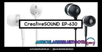 comprar auriculares creative EP 630