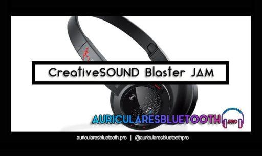 comprar auriculares creative blaster jam