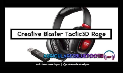 comprar auriculares creative blaster tactic3d rage