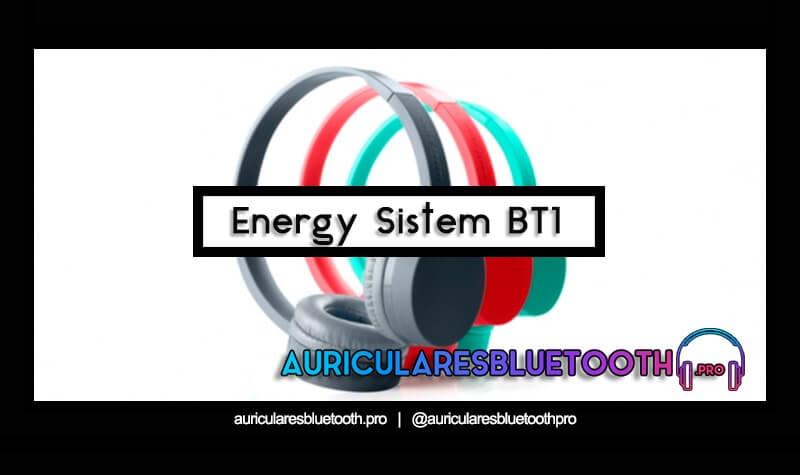 comprar auriculares energy sistem bt1