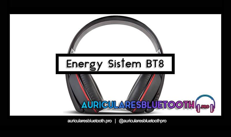 comprar auriculares energy sistem bt8