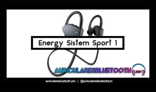 opinión y análisis auriculares energy sistem sport 1
