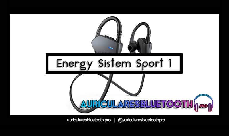 comprar auriculares energy sistem sport 1