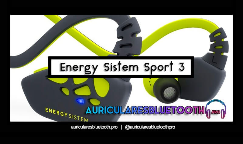 comprar auriculares energy sistem sport 3