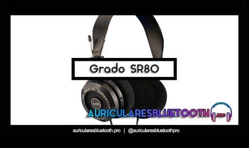 opinión y análisis auriculares grado sr80