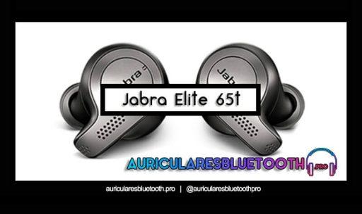 opinión y análisis auriculares jabra elite 65t