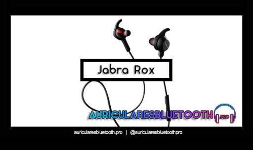 opinión y análisis auriculares jabra rox
