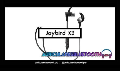 comprar auriculares jaybird x3