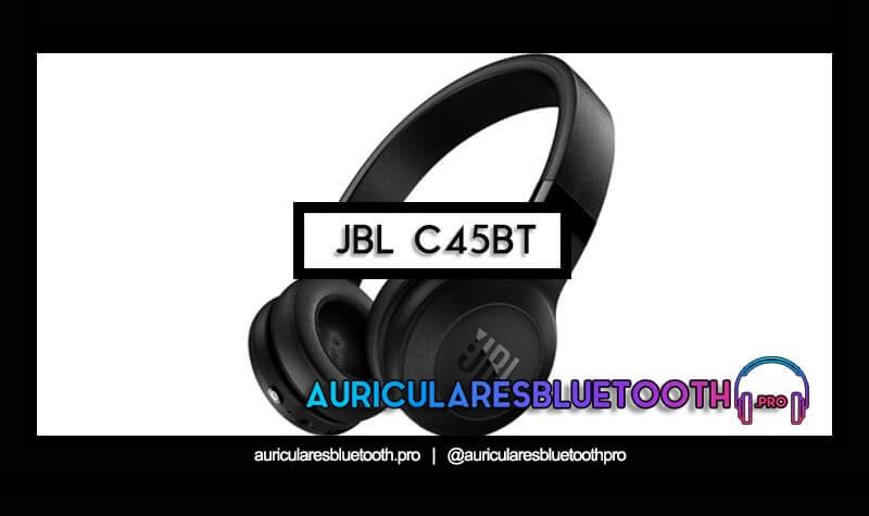 comprar auriculares jbl c45bt