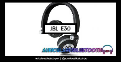 comprar auriculares jbl e30