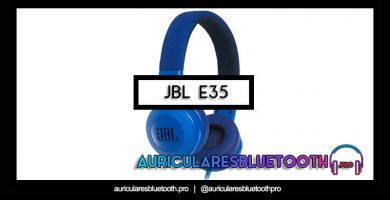comprar auriculares jbl e35