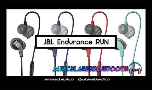 comprar auriculares jbl endurance run