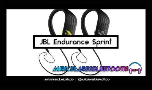 opinión y análisis auriculares jbl endurance sprint