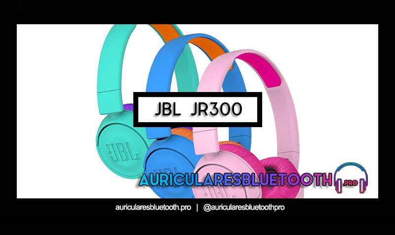 comprar auriculares jbl jr300