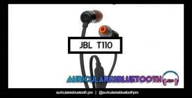 comprar auriculares jbl t110