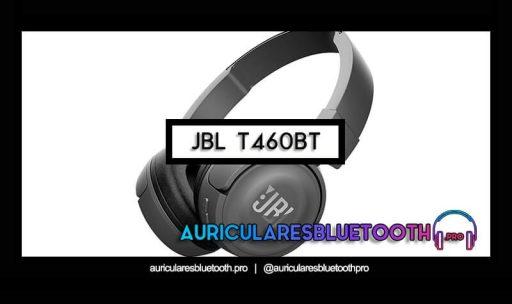 opinión y análisis auriculares jbl t460bt