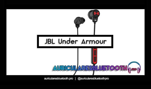 comprar auriculares jbl under armour