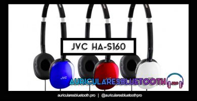 comprar auriculares jvc ha S160